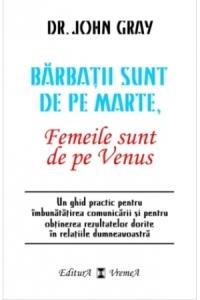 Bărbaţii sunt de pe Marte, femeile sunt de pe Venus