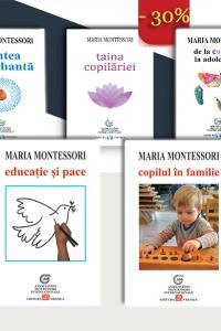 Pachetul Maria Montessori