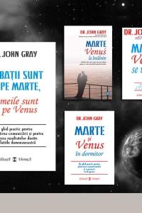 Pachetul John Gray: pasiune și relaţie