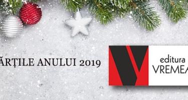 Cele mai vândute cărți VREMEA în 2019!