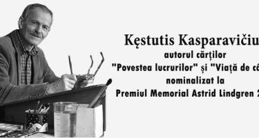Kęstutis Kasparavičius Interview (Part One)
